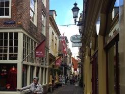 Street in Alkmaar