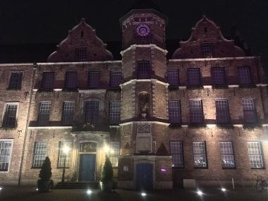 Rathaus (town hall) in Dusseldorf