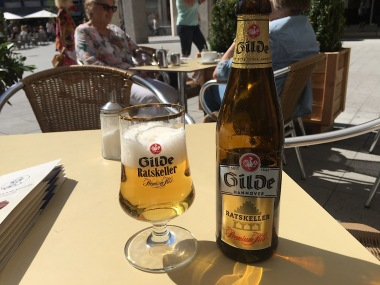 Beer in Hannover