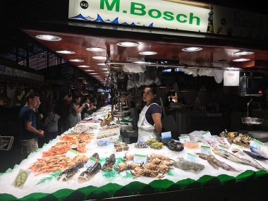 Mercado de la Boqueira