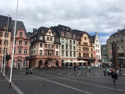 Square in Mainz