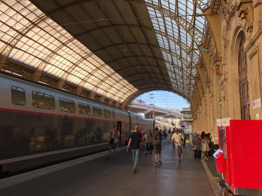 Nice Ville station