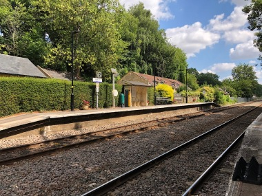 Avoncliff station