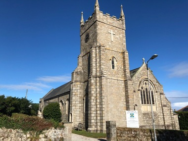 Carbis Bay church