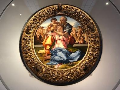 Inside the Uffizi