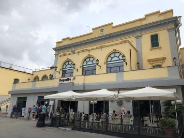 Rapallo station